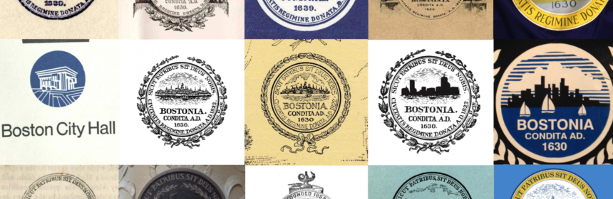 Various Seals of the City of Boston